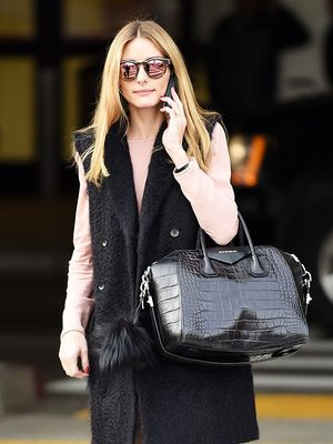 Olivia Palermo Wears These Cool Sneakers Everywhere—Really