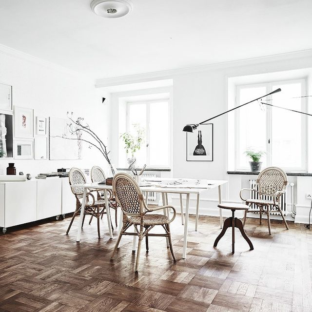 This Contemporary Swedish Apartment Is Everything