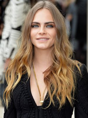 Cara Delevingne Just Wore a Sheer Bodysuit in Paris