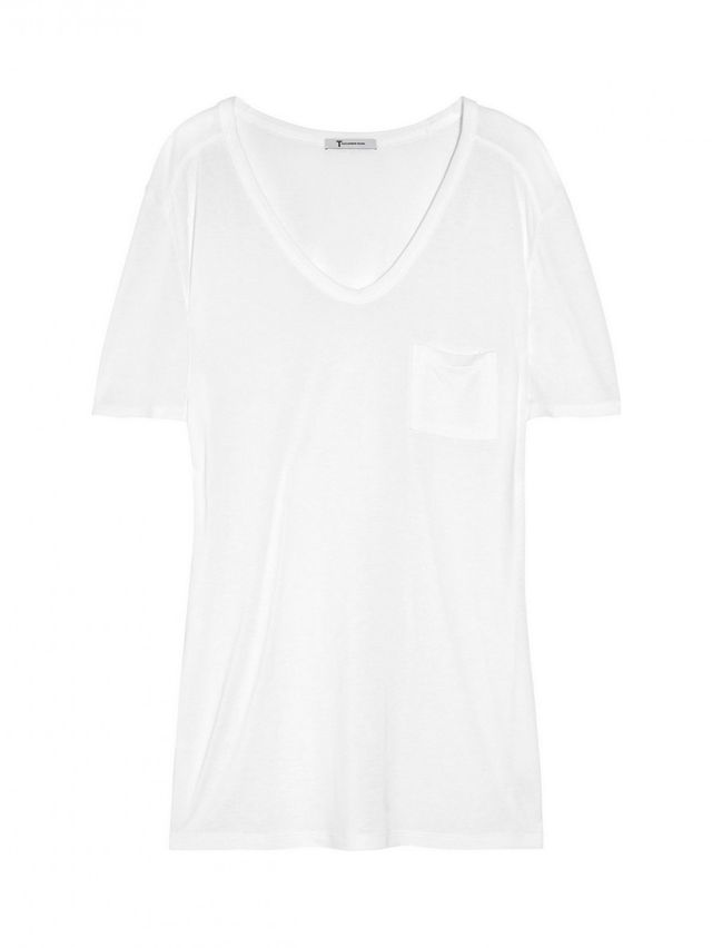 3 ways to wear a basic white t