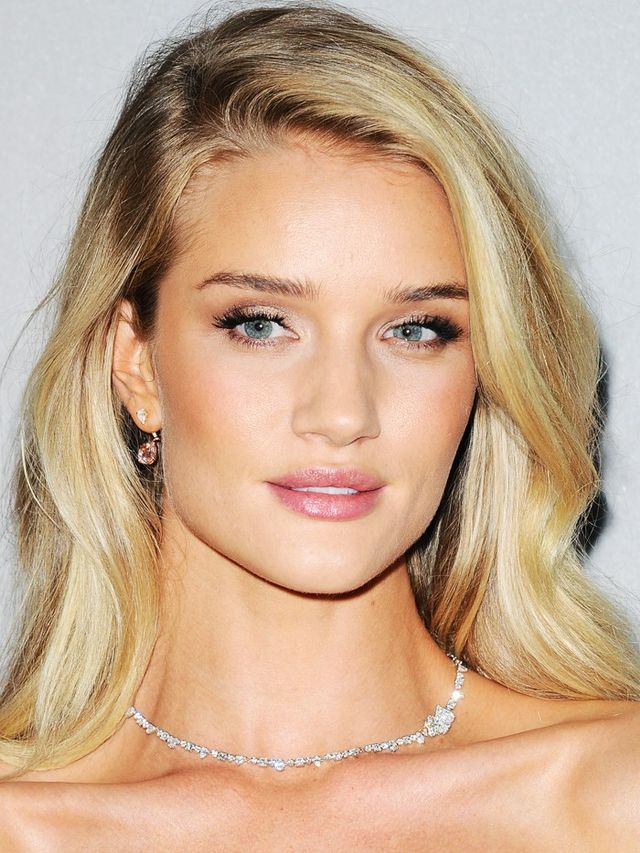 Stop Everything! Rosie Huntington-Whiteley Launches Makeup ... Rosie Huntington Whiteley Makeup