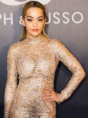 Close-Up: You Need to See Rita Ora's Massive Diamond Ring