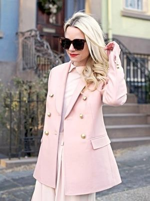 Would You Wear an All-Pink Look?