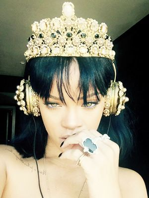 Rihanna's $9000 Dolce & Gabbana Headphones Sold Out in 24 Hours