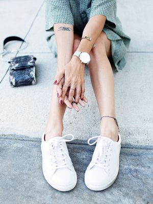 Ask an Editor: Please Help Me Find the Perfect White Sneakers