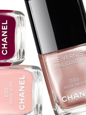 Chanel Is Launching Gel-Like Nail Polish Collection