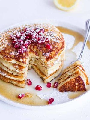 This Foolproof Pancake Recipe Will Win Easter Brunch