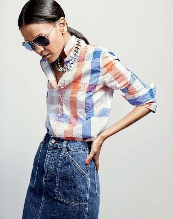7 outfit ideas we got from j crew u0026 39 s new lookbook