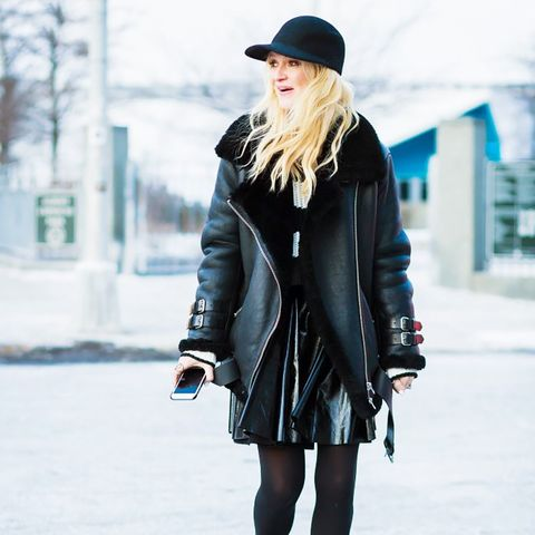 The Warm Winter Jacket Every Fashion Insider Owns | WhoWhatWear