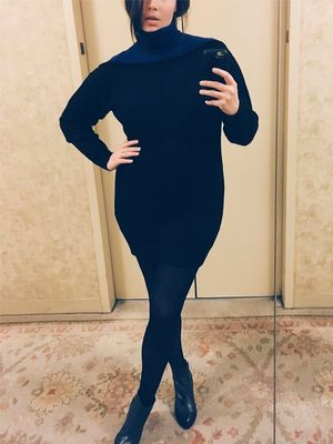 The Curvy Girl's Guide to Flattering Winter Dressing
