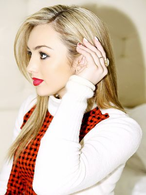 Exclusive: Getting Ready With Peyton List