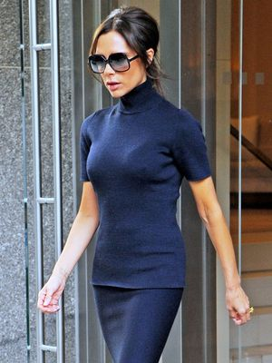 Victoria Beckham Reveals Her #1 Style Secret