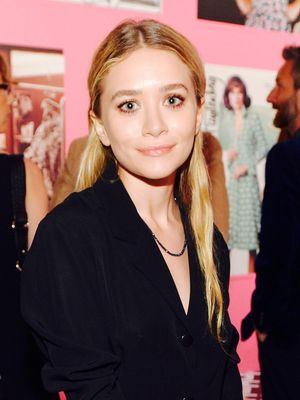 Mary-Kate Olsen Wore an Old-School It Bag in NYC