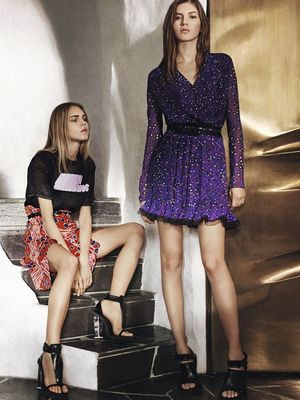 Carven's New Campaign Features Everything We Want to Wear This Spring