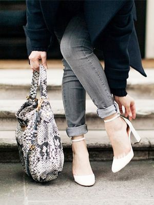 The Surprising Feature That Will Make Your Heels More Comfortable