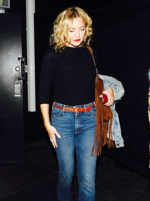 Shop Kate Hudson's $97 Flared Jeans