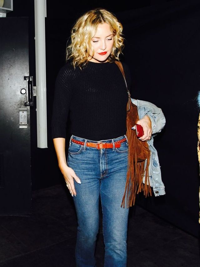 Shop Kate Hudson 39 S 97 Flared Jeans Whowhatwear