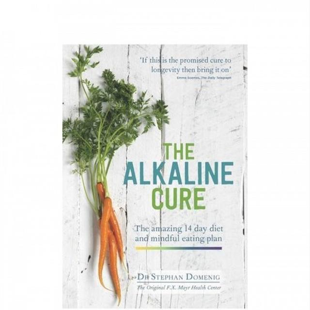 Akaline diet: The Alkaline Cure book