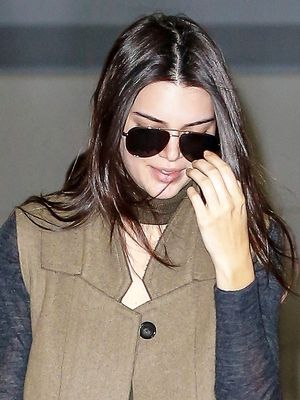 Kendall Jenner Loves This Zara Styling Trick