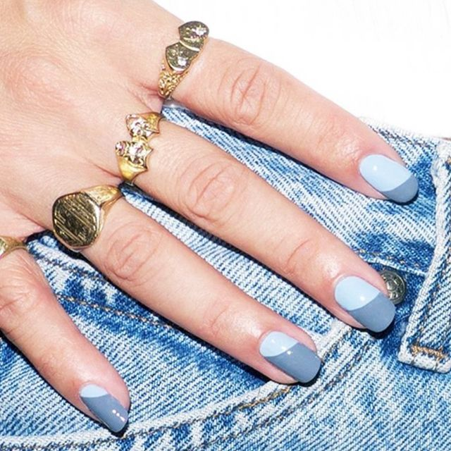 25 Cool-Girl Ideas That Will Make You Love Nail Art Again