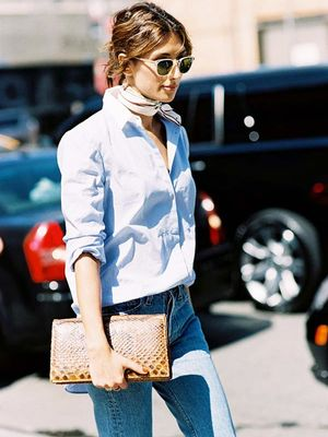 The Denim Shades That Are in Style Right Now