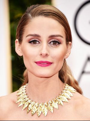 We're in Love With Olivia Palermo's Twisted 'Do