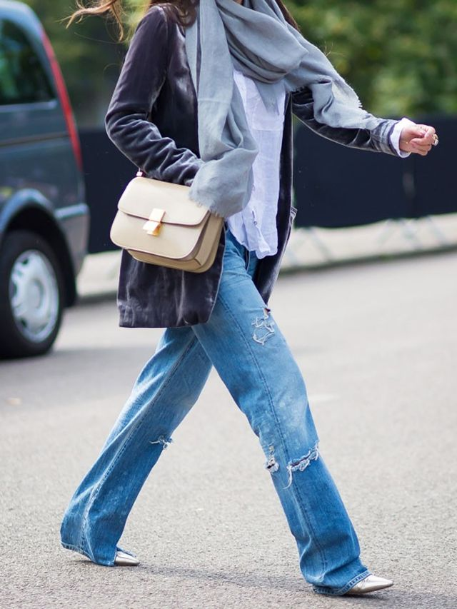 celine trotteur model handbag