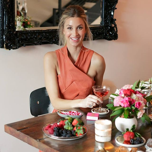 Whitney Port's Tips for a Fuss-Free Valentine's Day Party