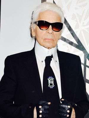 Karl Lagerfeld Has a New Design Gig