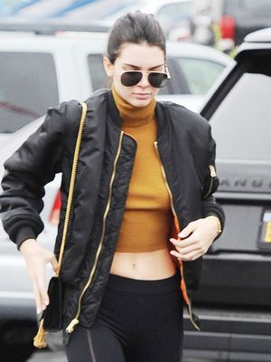 The Only Color That Matters Now, According to Kendall Jenner