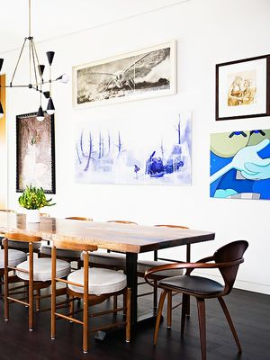 8 Foolproof Tips for Choosing Art for Your Home