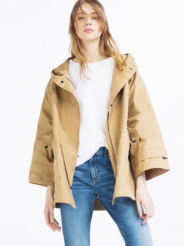 the one item fashion always buy from zara