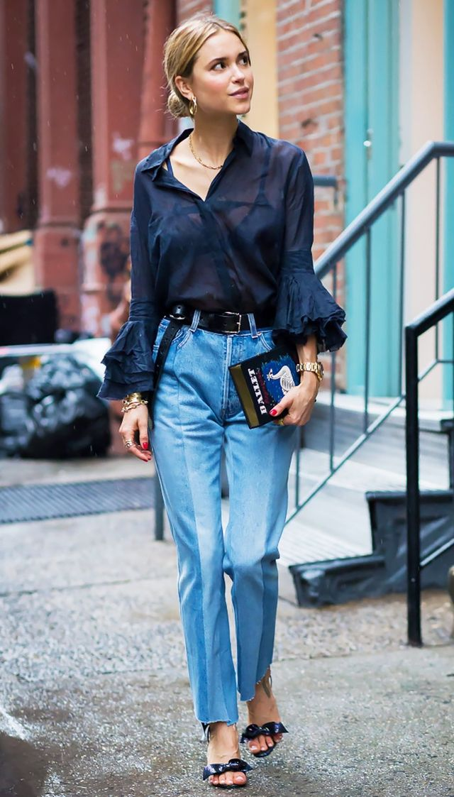 The Most Flattering Types of Tops, According to a Celeb Stylist