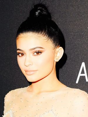 Kylie Jenner Tries a Totally New Look