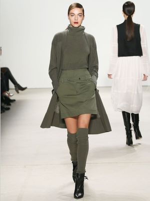 How Cool Girls Will Be Wearing Ankle Boots This Fall