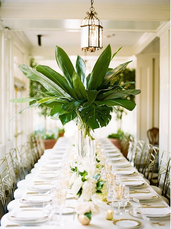 Inside a southern wedding inspired by ernest hemingway Ernest hemingway inspired decor