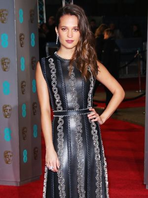 The Best Dresses on the BAFTAs Red Carpet