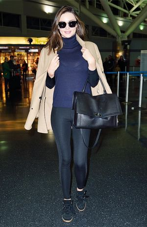 Celebrity Secrets for an Amazing Airport Outfit