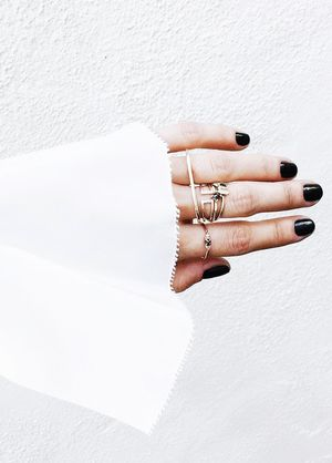 This Jewelry Trend Was Meant for a Killer Instagram
