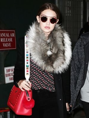 Gigi Hadid Just Broke a Major Fashion Rule