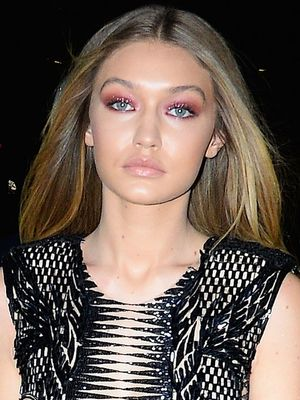Gigi Hadid Just Wore a Completely Sheer Jumpsuit in NYC