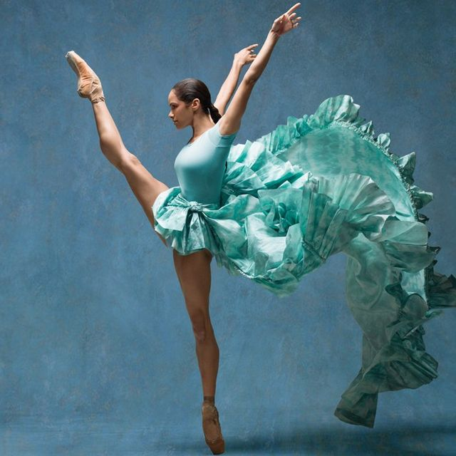 Misty Copeland Looks Stunning in This Ballet-Themed Spread