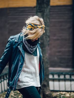 3 Outfits That Prove Your Hair Is the Ultimate Accessory