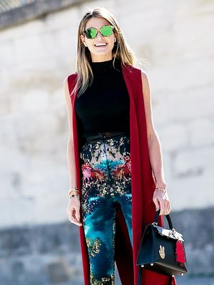 This Is the Freshest Way to Wear Sequins
