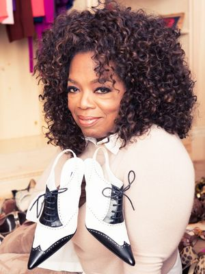 Oprah's Closet Is Jaw-Dropping