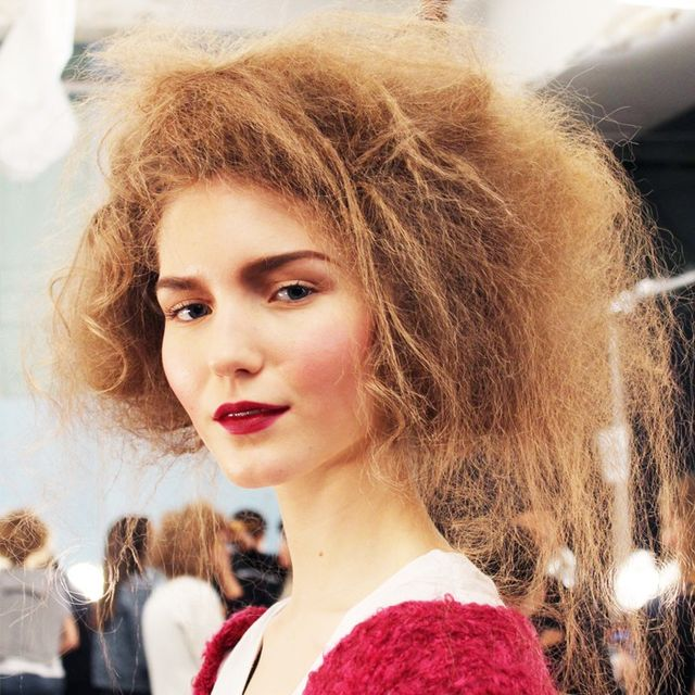 32 Incredible Backstage Beauty Moments From NYFW