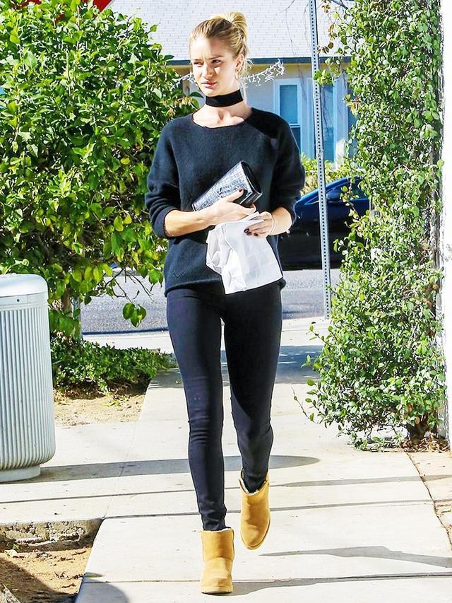 ugg fashion style