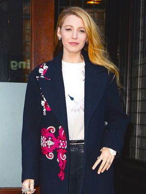 Blake Lively Just Casually Wore the Fanciest Chanel Bag Ever