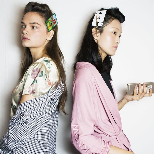 8 Things I Learned While Pretending to Be a Fashion Week Model