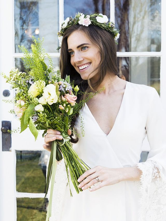 Inside the TV Wedding Everyone Was Waiting For | WhoWhatWear